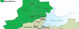 Lagos Map: The Map of Lagos State (with Pictures)