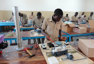 technical schools in lagos