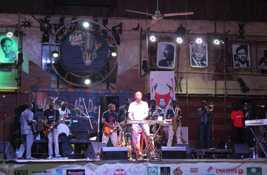 fun places in lagos afrika shrine