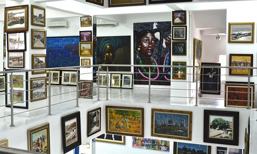 fun places in lagos nike art gallery