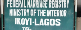 list of marriage registries in lagos