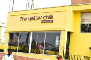 Yellow Chilli Ikeja